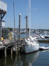 Rocky Neck harbor