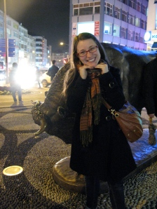 Stef in Istanbul!
