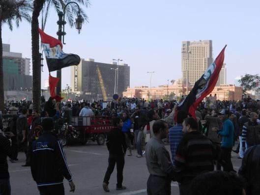 Friday Tahrir 2