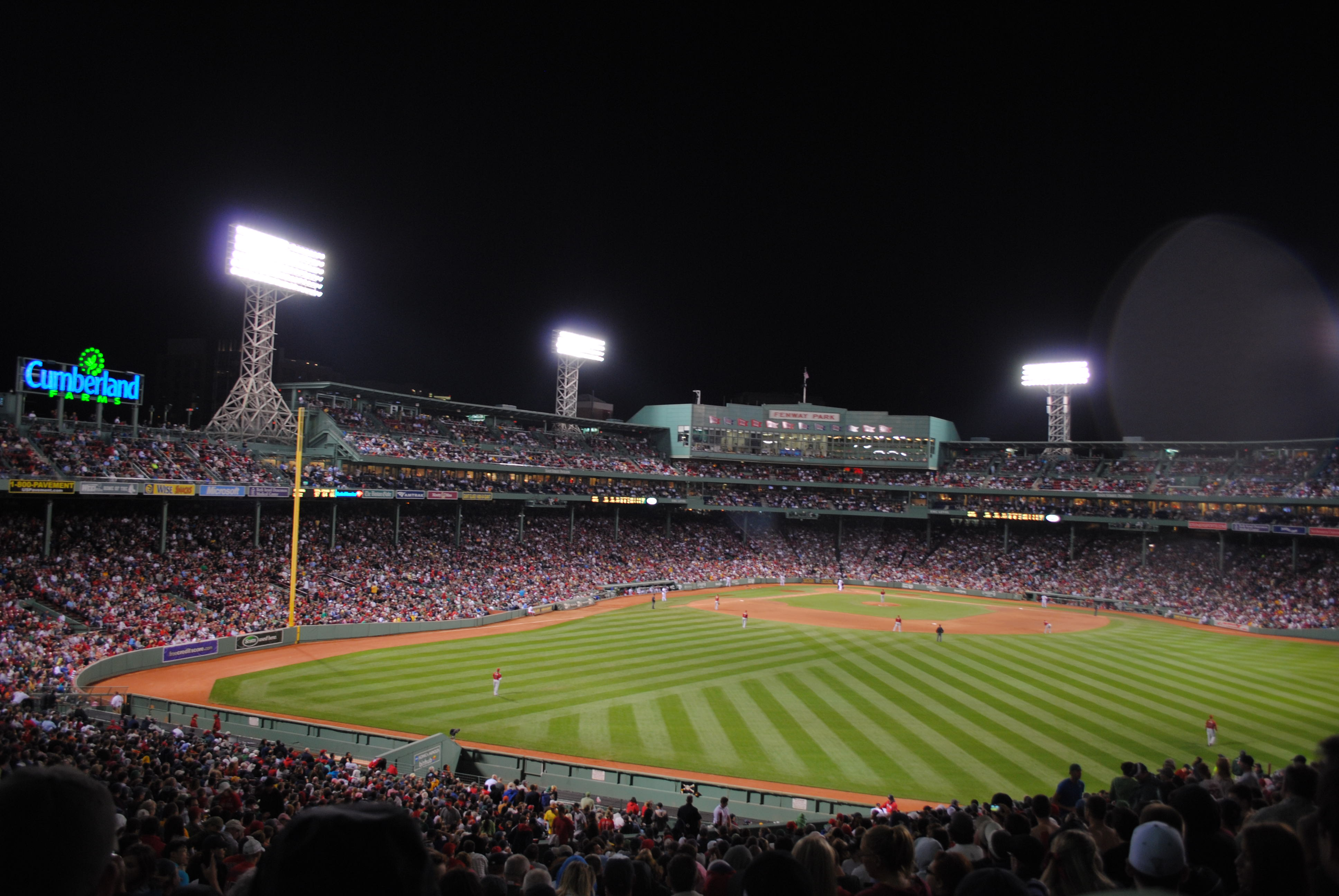 gallery for fenway park world series wallpaper