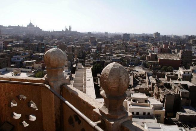 Egypt, Cairo, Minarets