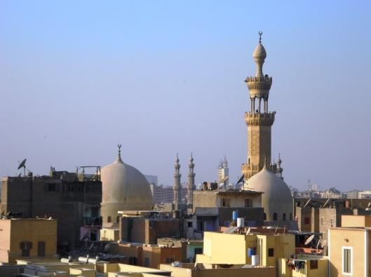 Cairo, Egypt, Islam, Minaret