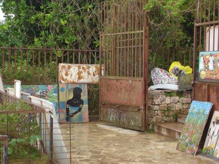 Haiti Art for sale