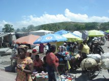 Haiti street images
