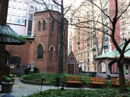 little church around the corner