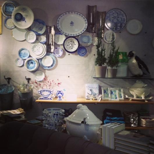 Insta-love - pottery plates