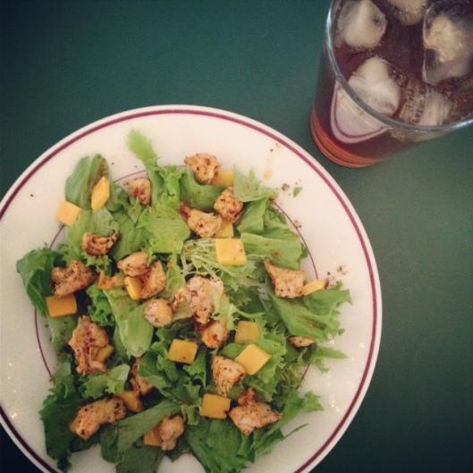 Insta-love salad