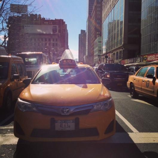 Insta-love taxi