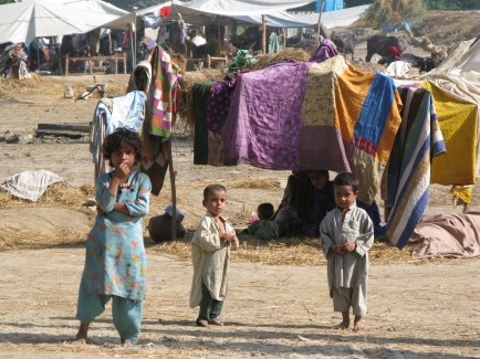 IDP Camp - Pakistan