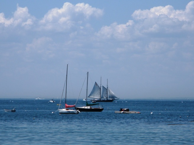 Rockyneck sailboats