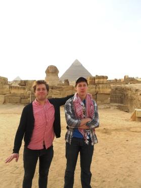 Joel & Jonny