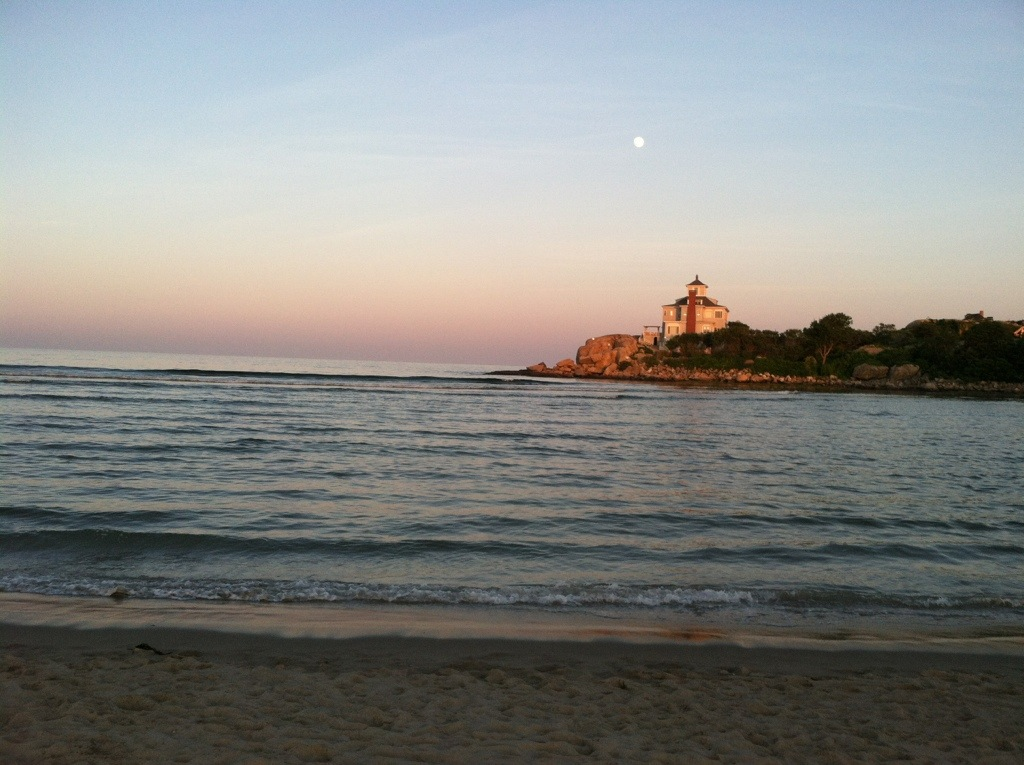 20130623-185157.jpg, Good Harbor Beach at Dusk