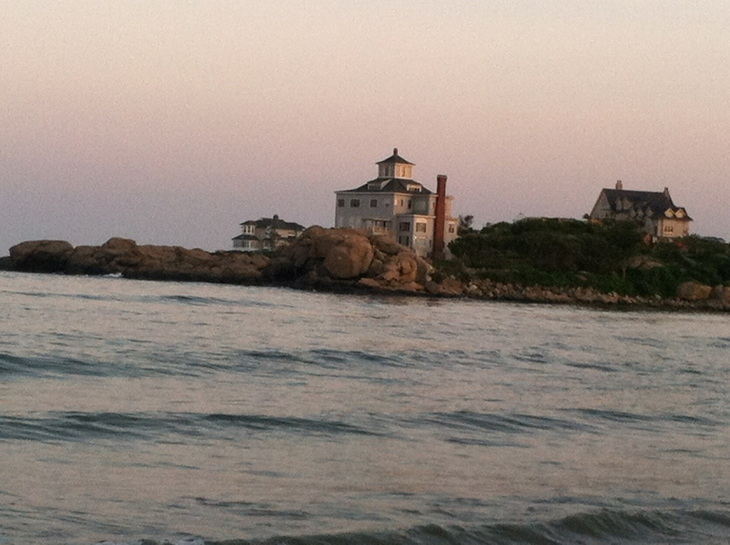 20130623-185224.jpg, Good Harbor Beach at Dusk Longest Day of the Year