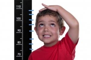 measuring kids