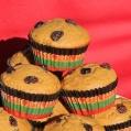 date raisin muffins