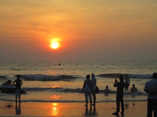 Goa sunsets 2
