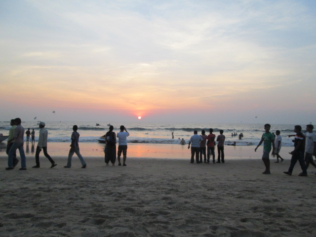 Goa sunsets 3