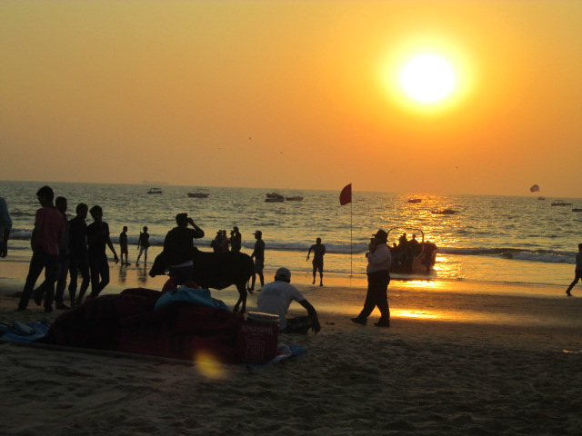 Goa sunsets 4