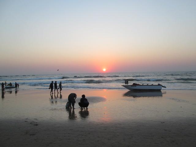 Goa sunsets 7