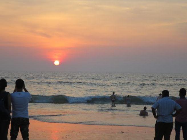 Goa sunsets 8