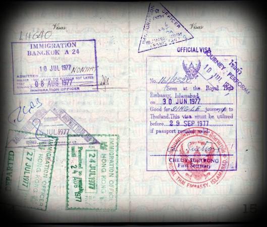 Jenni Gate - Passport