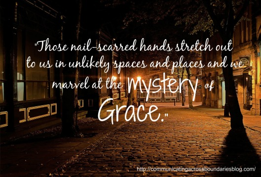 sleeping city and mystery of grace