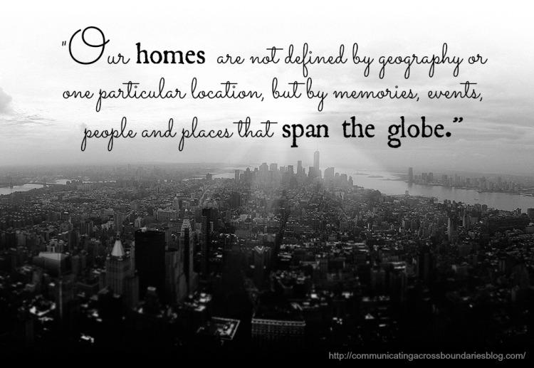 New York - tck quote