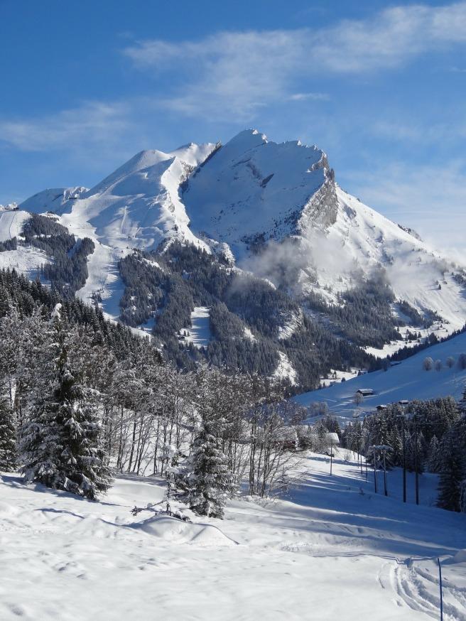 Alps - pixabay