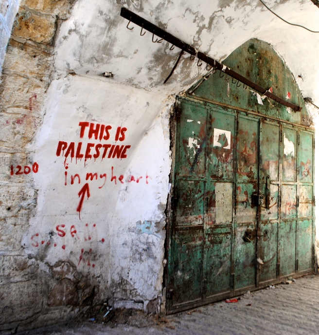 Hebron - This is Palestine