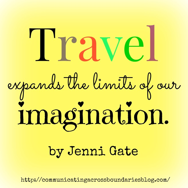 Travel by Jenni Gate