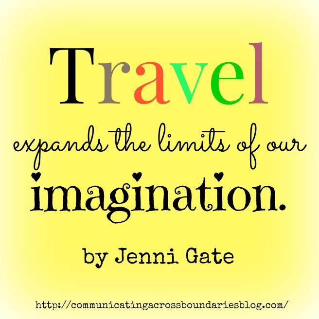 Travel by Jenni Gate