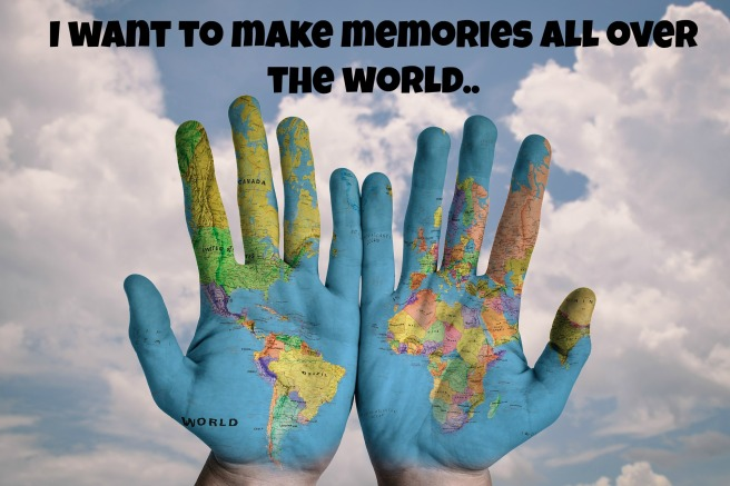 world make memories
