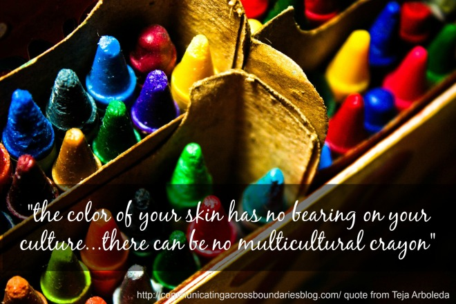 crayons with quote