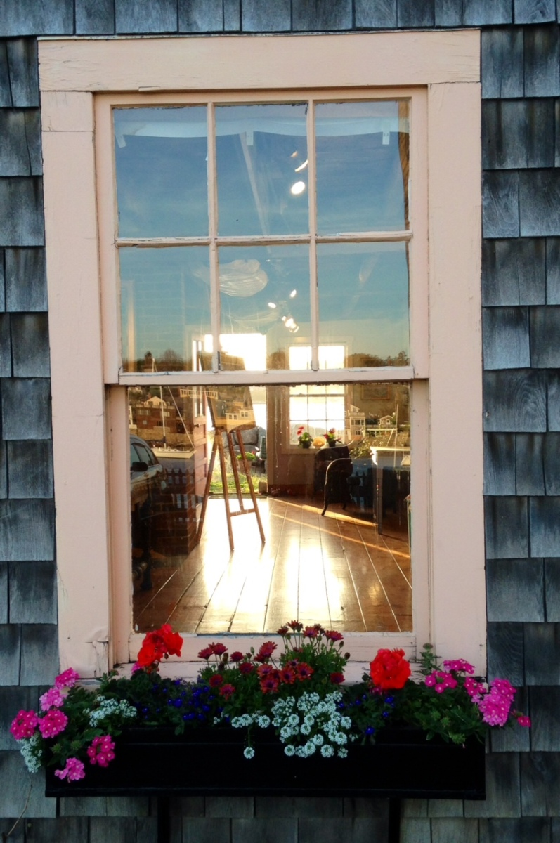 Windows in Rockport