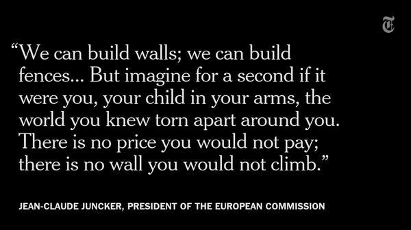 we can build walls
