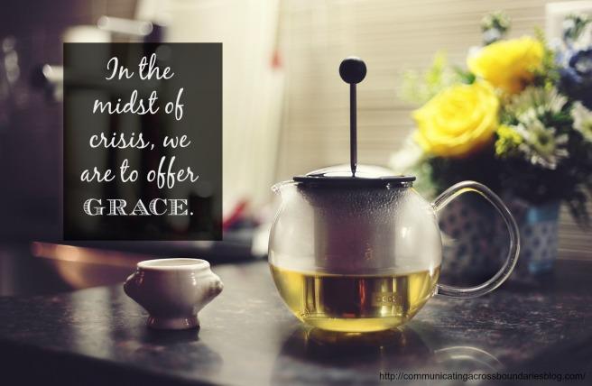 Clear Tea grace