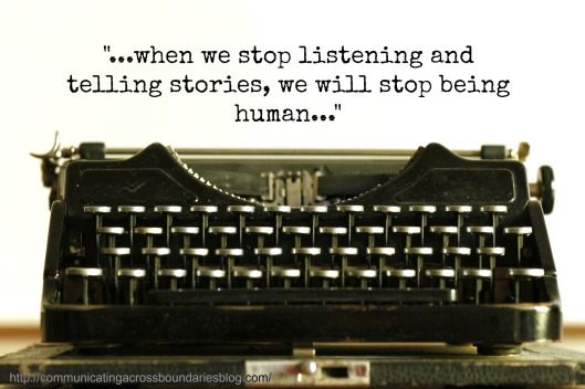 typewriter quote