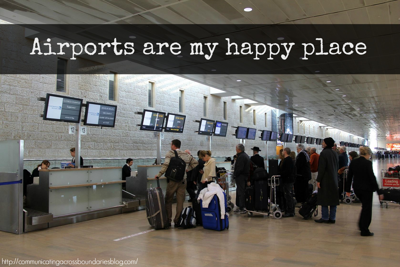 Airport Happy Place