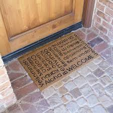 welcome mat images