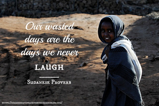 Days we never laugh