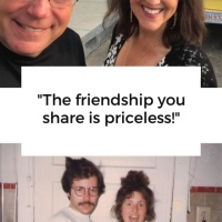 """The Friendship You Share is Priceless"""